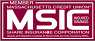 Massachusetts Share Insurance Corporation (MSIC) fully insures excess shares and deposits above $250,000.